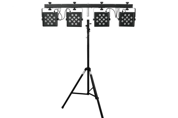 Kompakt-Lichtset LED KLS-1001