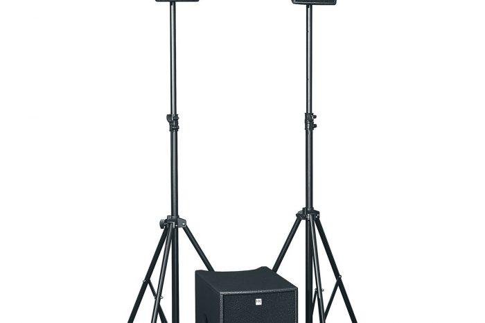 HK-Audio LUCAS Smart – Aktives Lautsprecher-Set